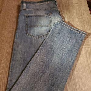 Lucky 110 Skinny 33 waist/32 length Jeans Flawless